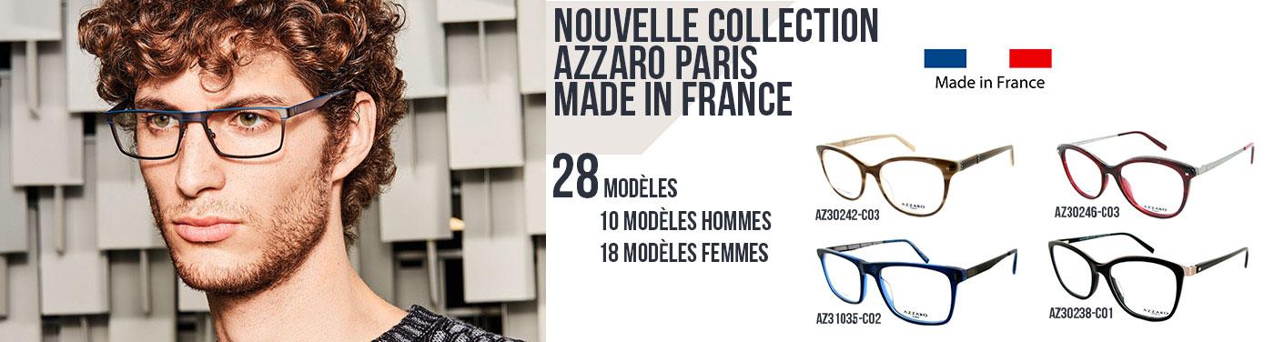 bf875f48c4e8ae Découvrez notre nouvelle collection Made in FRANCE griffée AZZARO PARIS !  Pas moins de 28 modèles sont présentés (10 modèles hommes et 18 modèles  femmes) ...