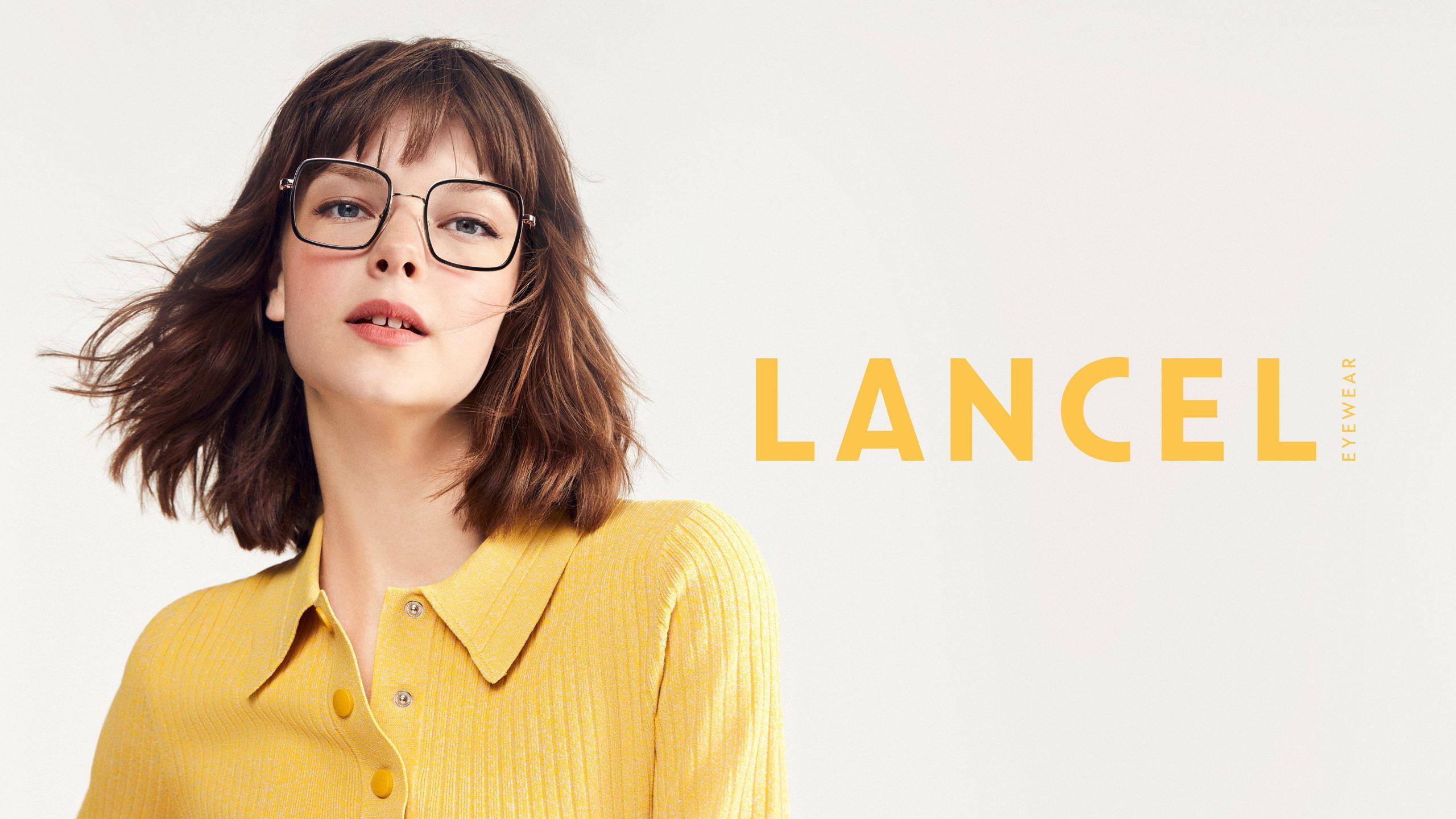 Lancel Eyewear - Master 16-9 Logo - Optiques - RVB