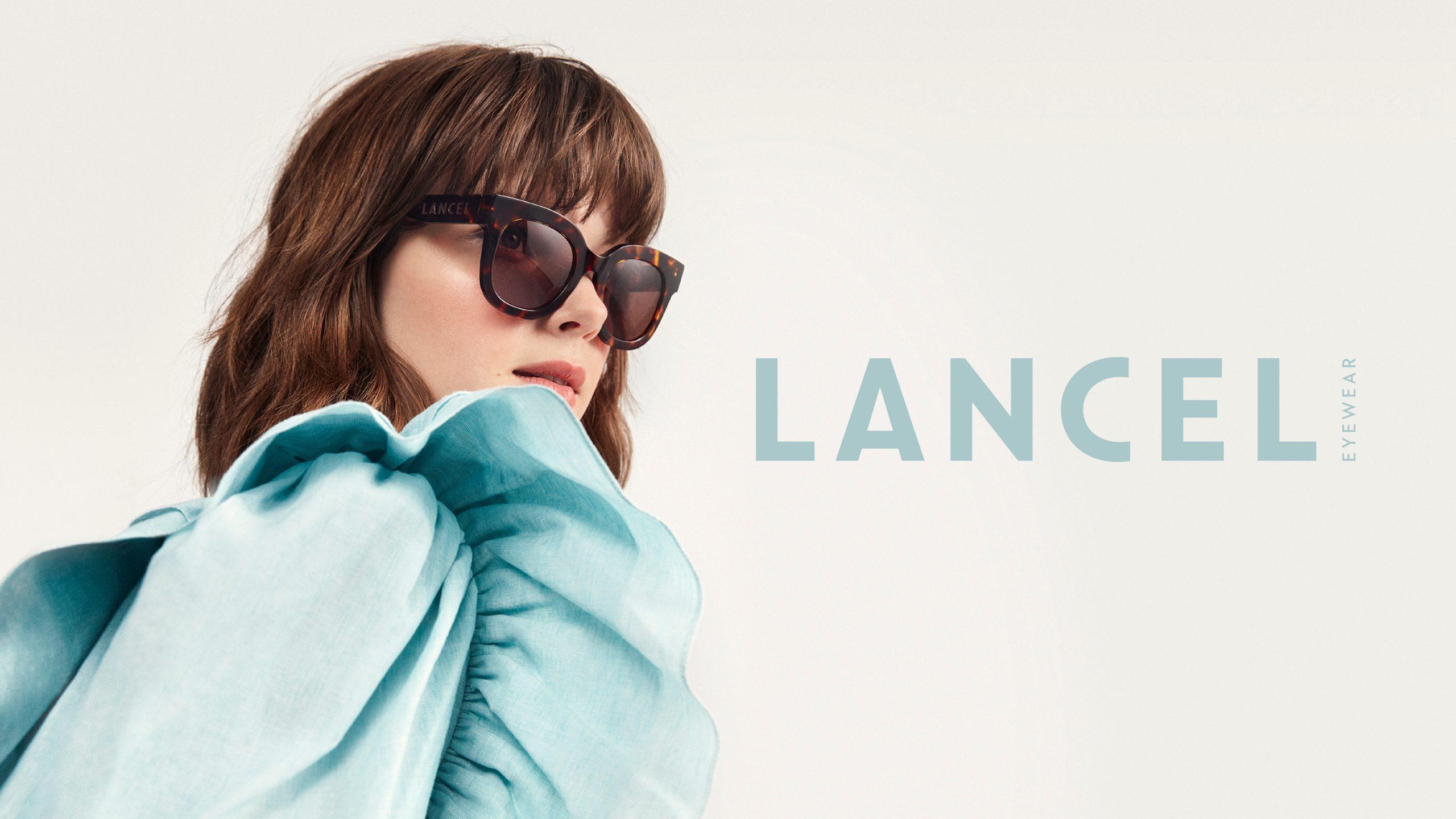 Lancel Eyewear - Master 16-9 Logo - Solaires - RVB