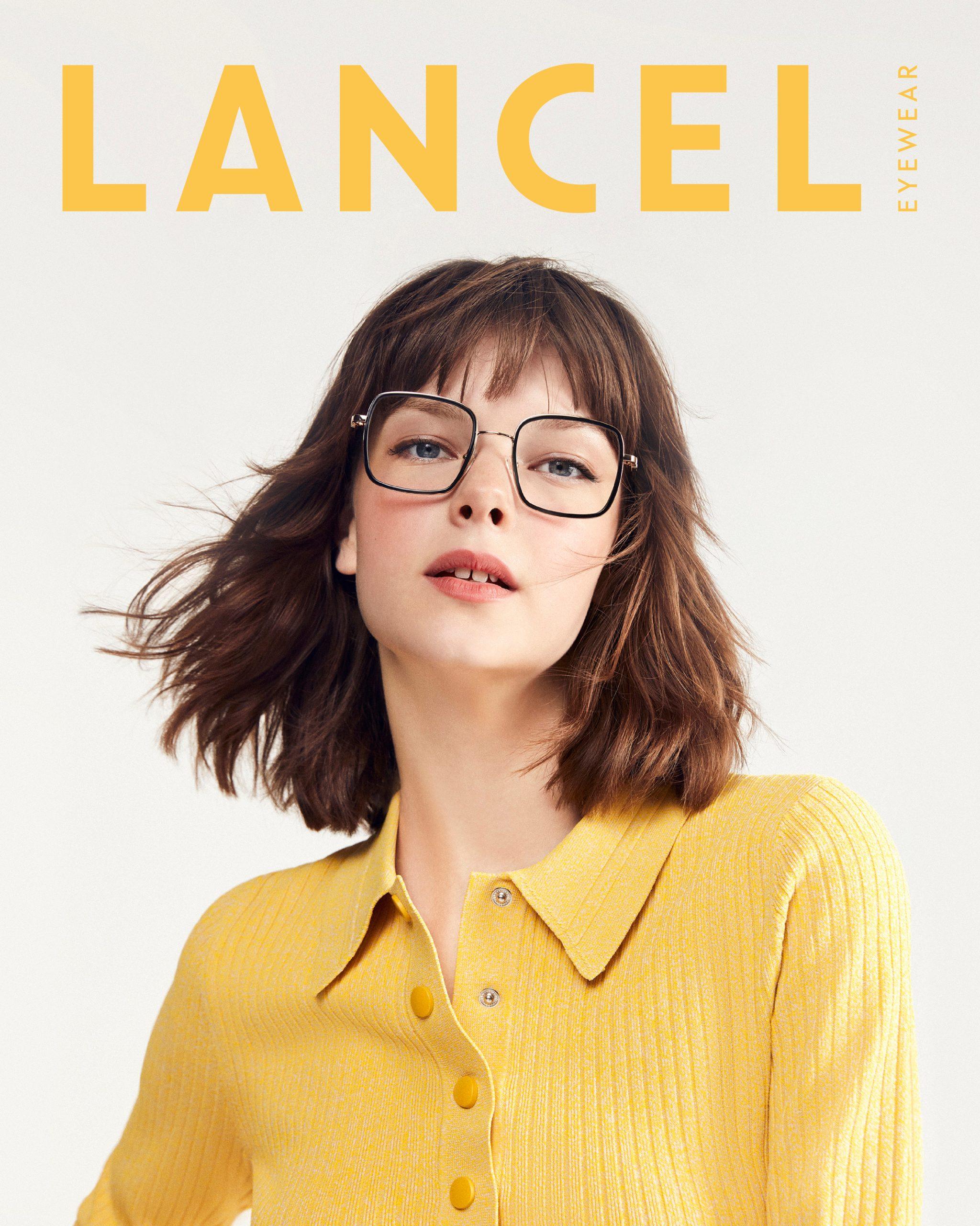 Lancel Eyewear - Master 4-5 Logo - Optiques - RVB