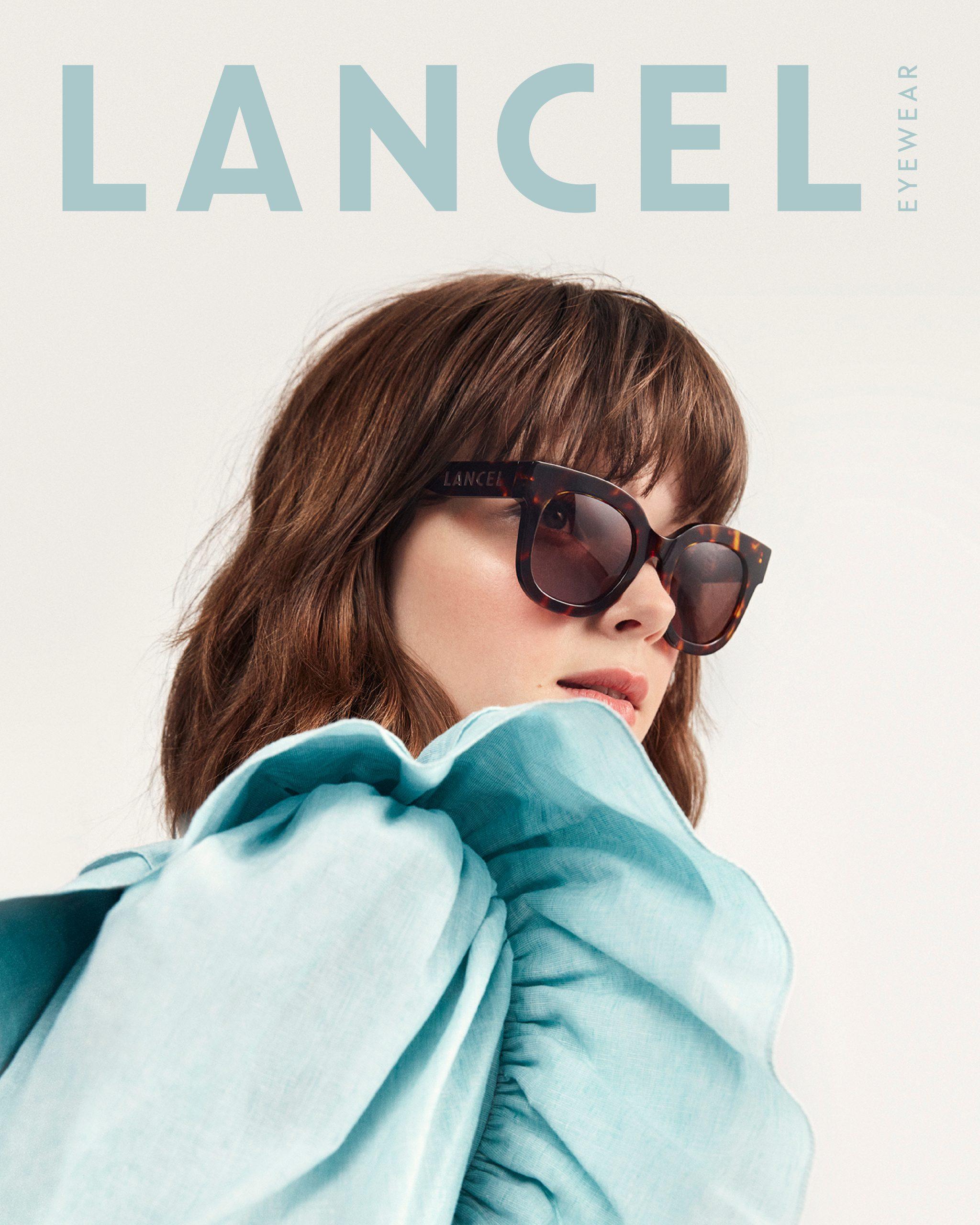 Lancel Eyewear - Master 4-5 Logo - Solaires - RVB